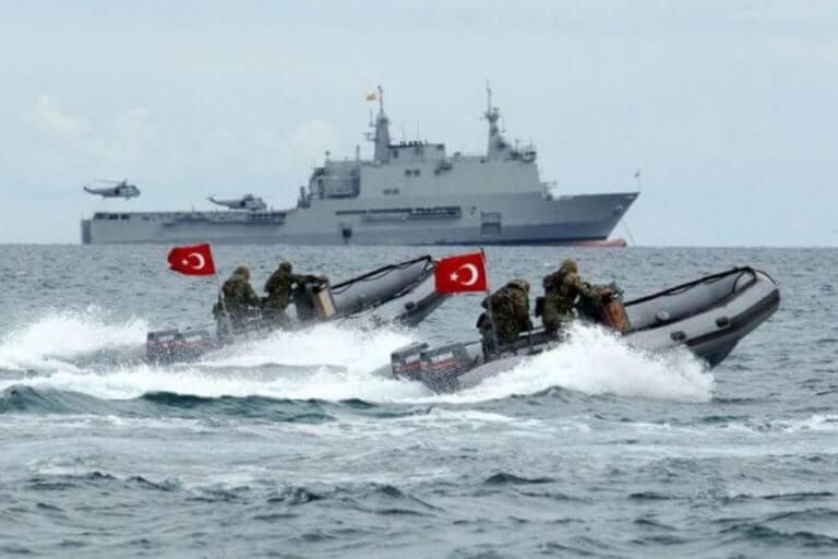 Προσάρτηση των κατεχομένων εξετάζει η Τουρκία