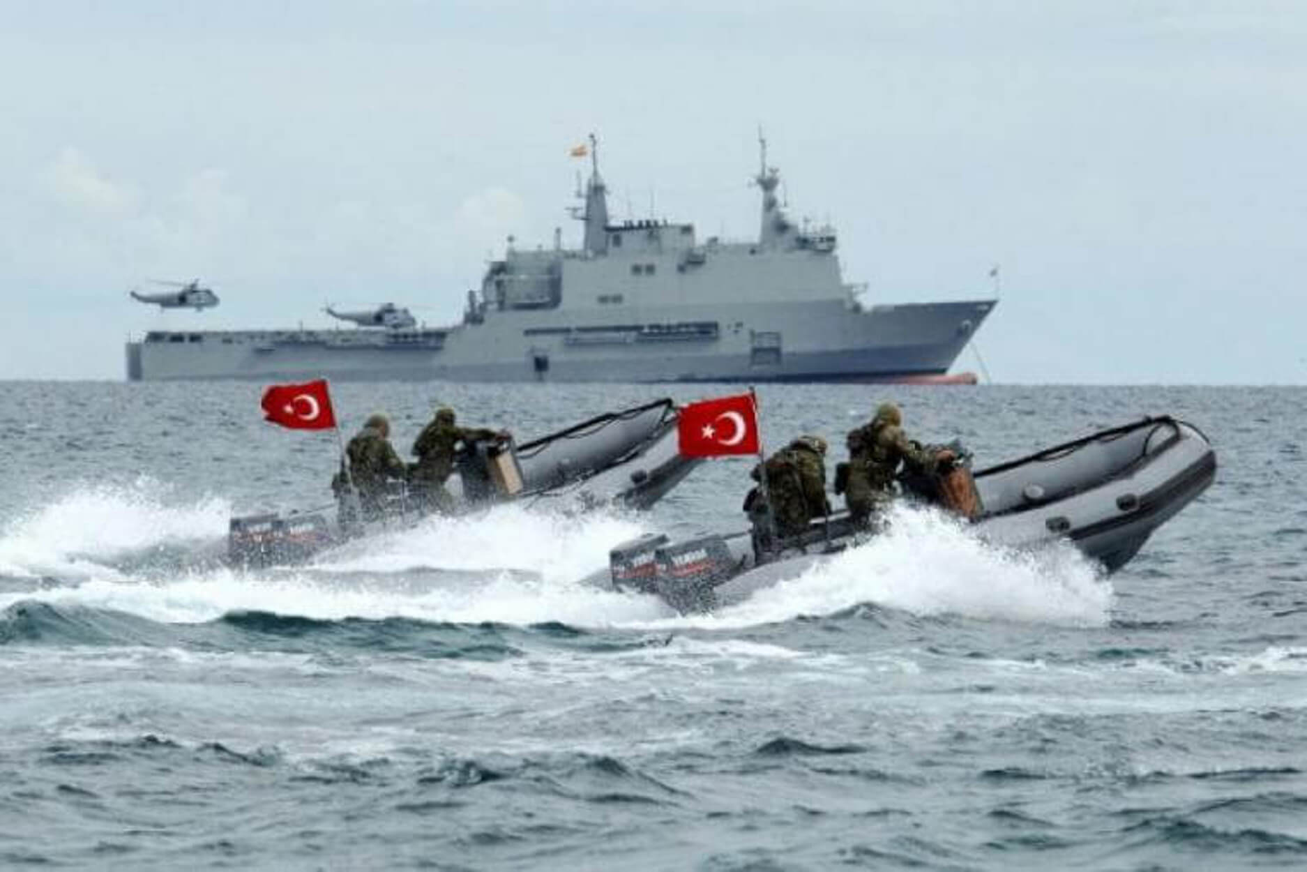 Τρομακτικά Τουρκικά σενάρια για την Κύπρο! Εξετάζουν σχέδιο προσάρτησης των κατεχομένων - Στέλνουν κι άλλο γεωτρύπανο