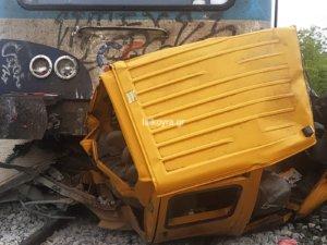 Σύγκρουση τρένου με αυτοκίνητο! Δύο νεκροί!