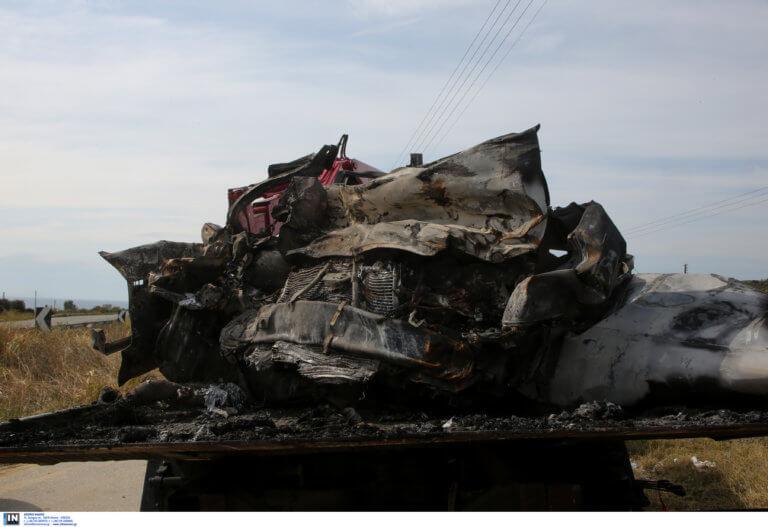Χανιά: Ένας νεκρός και τρεις τραυματίες σε φοβερό τροχαίο – Τραγωδία στην εθνική οδό!