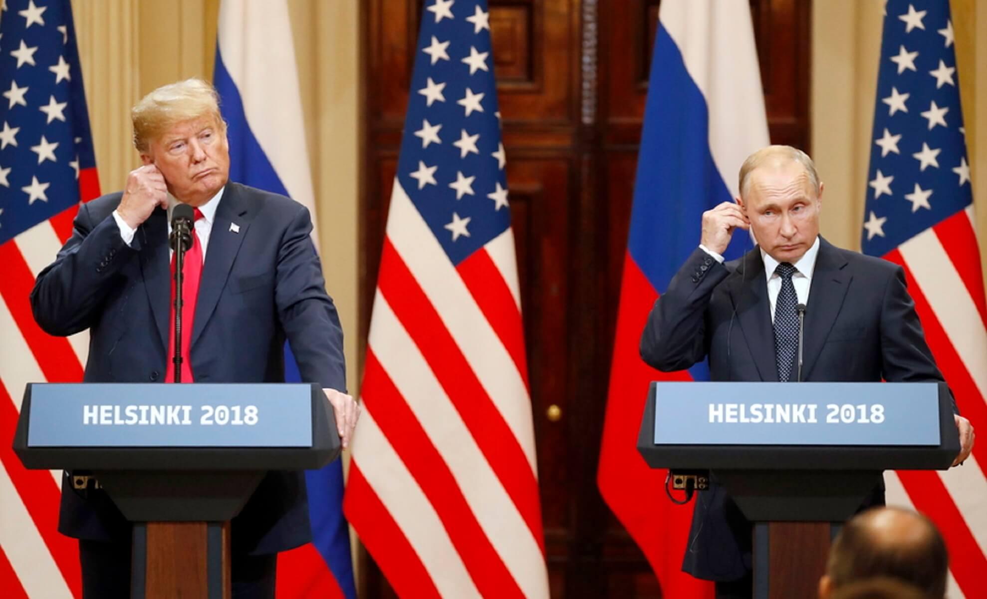 """""""Ψήνεται"""" η συνάντηση Πούτιν και Τραμπ – Πότε υπολογίζει ο Ρώσος πρόεδρος"""