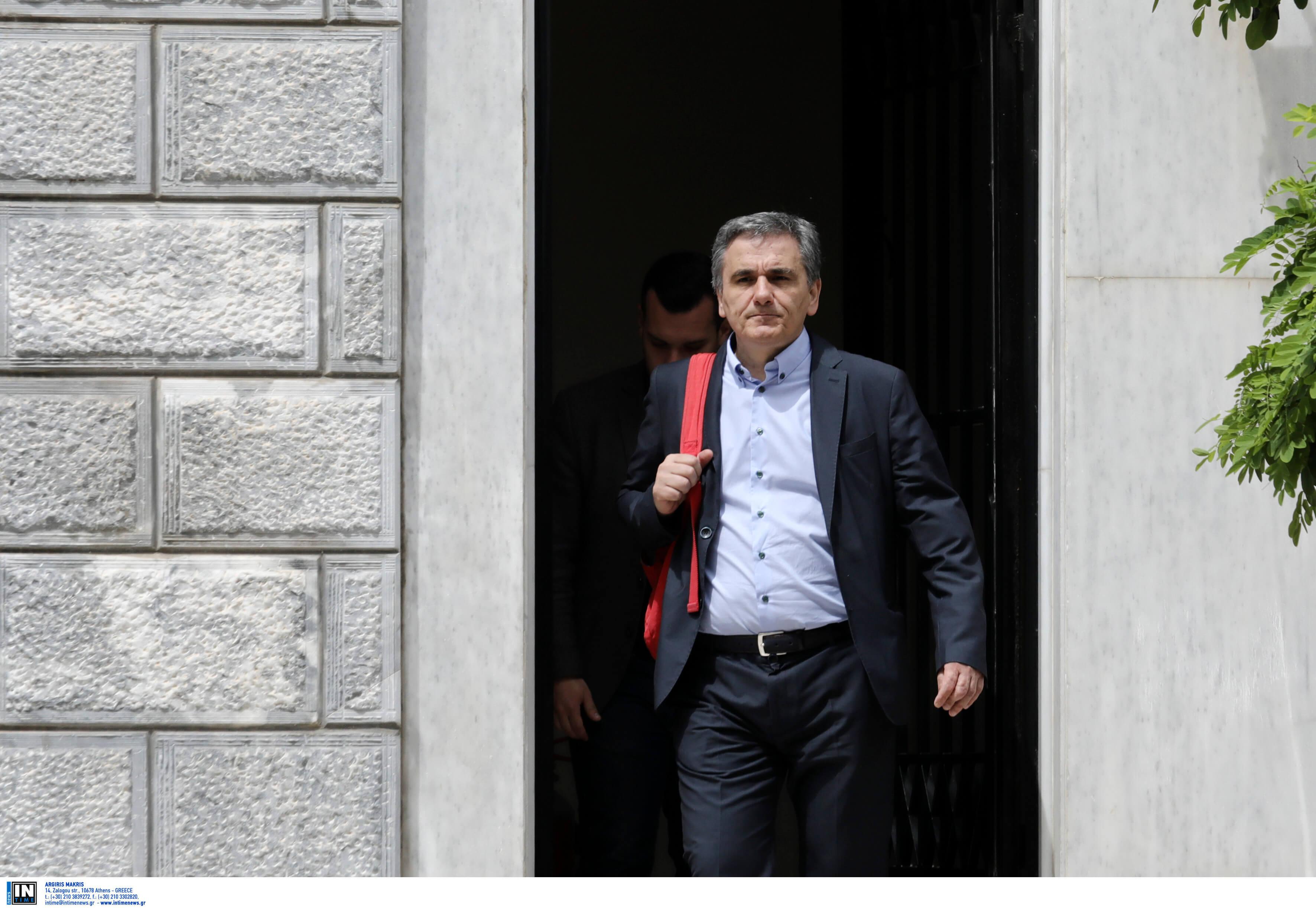 Τσακαλώτος: Η Ελλάδα γυρίζει σελίδα υπέρ των πολλών