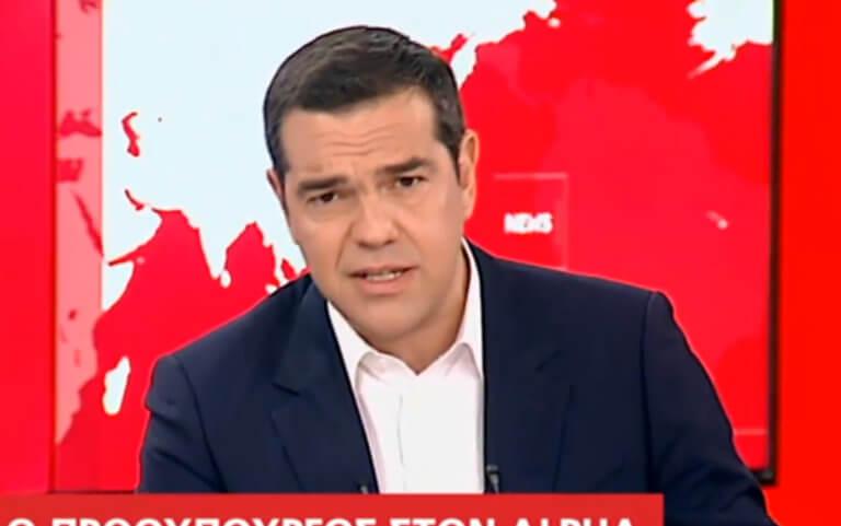 """Τσίπρας: Ο Μητσοτάκης το """"τερμάτισε"""" με την δήλωση για το 7ήμερο – video"""