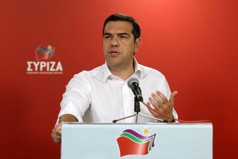 Εκλογές 2019: Ομιλία Τσίπρα το βράδυ σε στελέχη του ΣΥΡΙΖΑ
