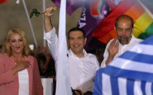 """Ευρωεκλογές 2019: Τελευταία… ολομέτωπη """"επίθεση"""" σε ΝΔ από Τσίπρα"""