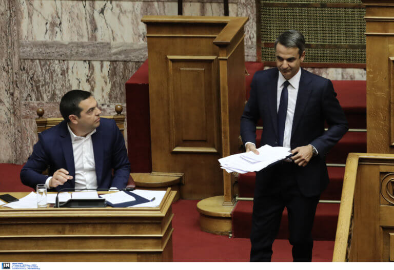 Ευρωεκλογές 2019 – Δημοσκόπηση MRB: Προβάδισμα 6,5% της ΝΔ επί του ΣΥΡΙΖΑ