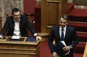 Ευρωεκλογές 2019: Πρόσκληση ΣΥΡΙΖΑ για τηλεοπτικό debate Τσίπρα – Μητσοτάκη