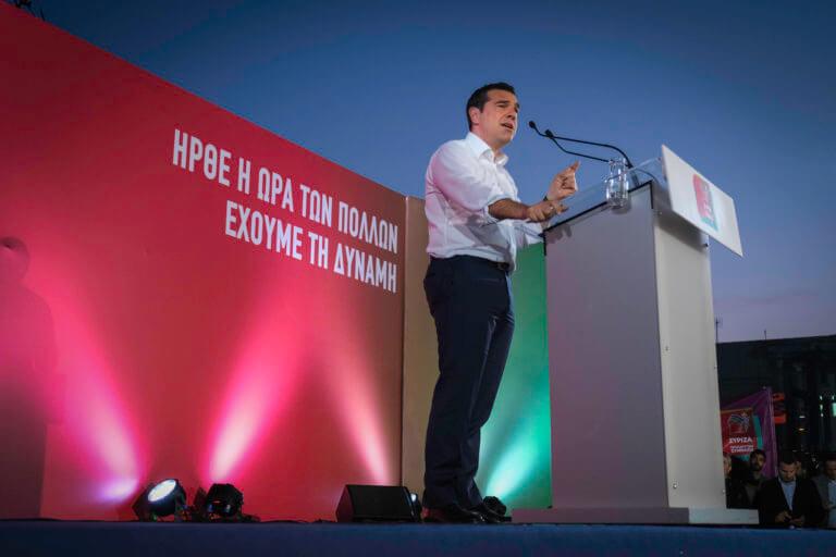 Ευρωεκλογές 2019: Ο ΣΥΡΙΖΑ βλέπει ντέρμπι ή… ήττα με μικρή διαφορά
