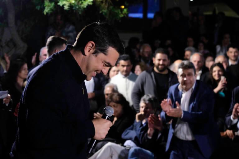 Τσίπρας… backstage! Τα παραλειπόμενα της περιοδείας στην Κρήτη