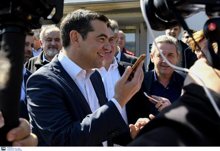 """Εκλογές 2019: Αλλαγή κλίματος """"βλέπουν"""" ΣΥΡΙΖΑ και Τσίπρας"""