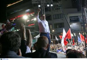 Ευρωεκλογές 2019: Τι θα πει ο Τσίπρας στην ομιλία στο Σύνταγμα