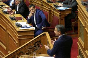 Δημοσκόπηση: Σταθερό προβάδισμα ΝΔ ενόψει ευρωεκλογών