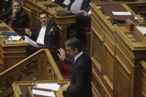 Εκλογές 2019: «Φοβάται το debate με τον Τσίπρα ο Μητσοτάκης»