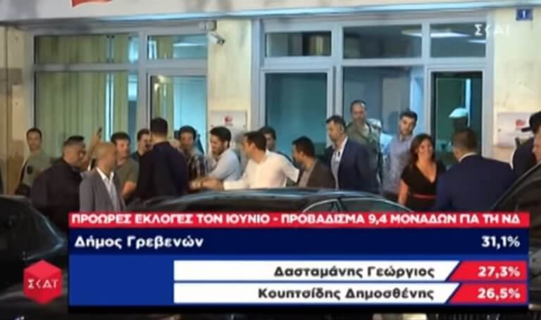 Αποτελέσματα ευρωεκλογών: Χειροκρότησαν Τσίπρα – Μπαζιάνα και οι… δέκα που απέμειναν στην Κουμουνδούρου! video