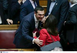 Τι λένε στην κυβέρνηση για την αποχώρηση Μεγαλοοικονόμου από την Κ.Ο. ΣΥΡΙΖΑ