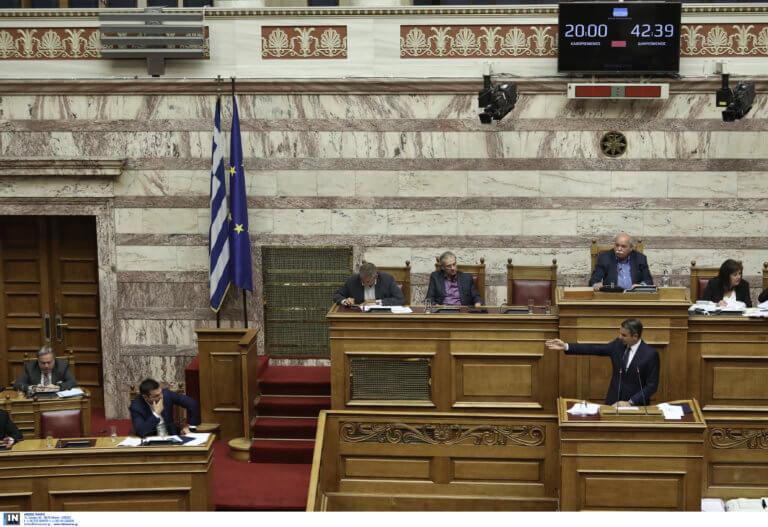 Βουλή – Live: Τσίτα τα γκάζια και σήμερα στην συζήτηση για ψήφο εμπιστοσύνης