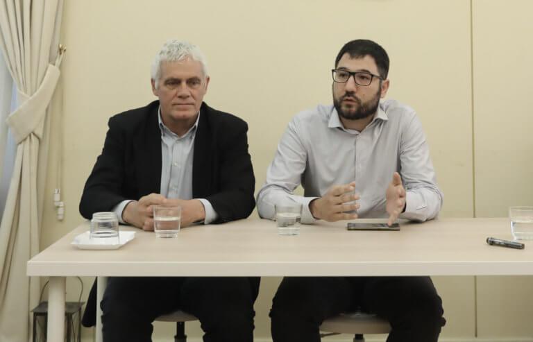 Δημοτικές Εκλογές – Αθήνα: Ανακοινώθηκε η εκλογική συνεργασία Ηλιόπουλου – Τσιρώνη