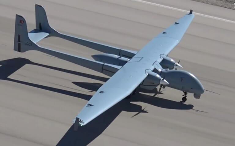 Αυτό είναι το υπερηχητικό drone που «ονειρεύεται» ο Ερντογάν για τις τουρκικές Ένοπλες Δυνάμεις! [pics, vid]