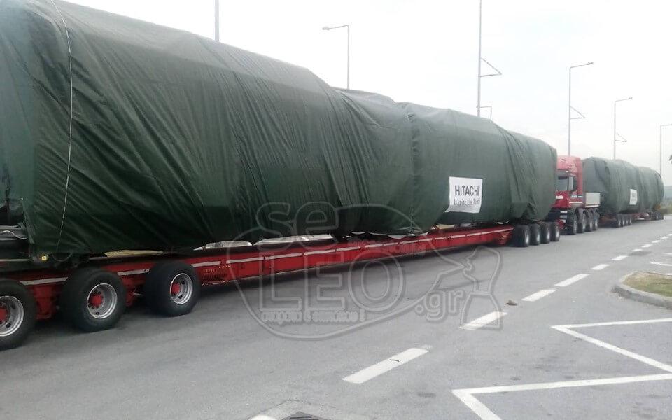 vagonia3 - Μετρό Θεσσαλονίκης: Φτάνουν τα πρώτα βαγόνια
