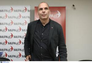 """Βαρουφάκης: Δεν θα κάνω ένσταση για τις ψήφους – """"Όχι"""" σε συνεργασία με Λαφαζάνη [pics]"""