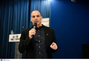 Βαρουφάκης: Δεν είναι πρόβα τζενεράλε οι ευρωεκλογές – Τι είπε για Τσίπρα, Μητσοτάκη