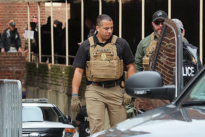 Εισβολή της αστυνομίας στην πρεσβεία της Βενεζουέλας στις ΗΠΑ – Συνελήφθησαν 4 ακτιβιστές