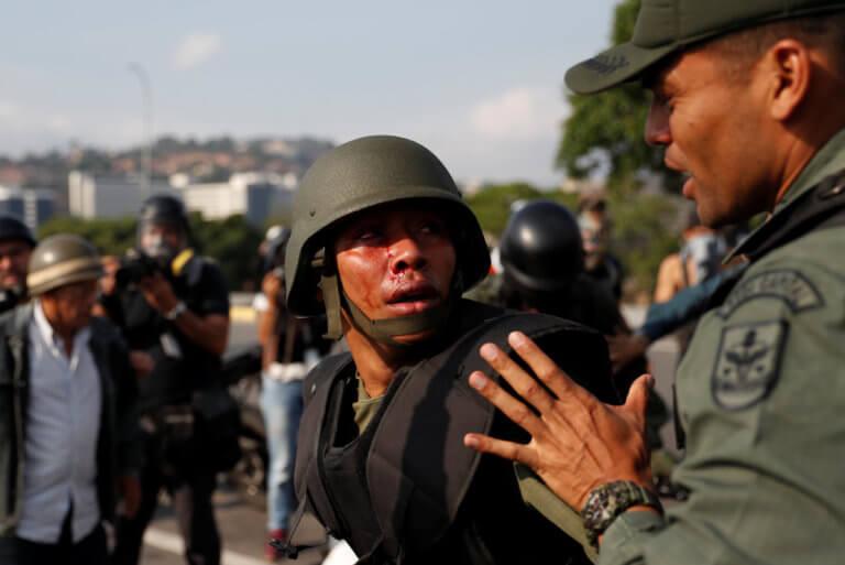 Βενεζουέλα – Πομπέο: Στρατιωτική δράση αν κριθεί απαραίτητο