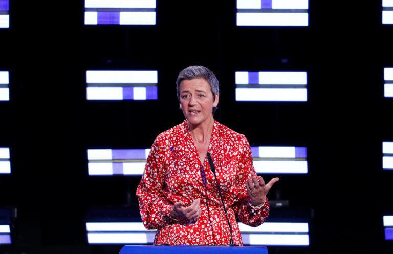 Όλο και πιο κοντά στην προεδρία της Κομισιόν η Mαργκρέτ Βέσταγκερ