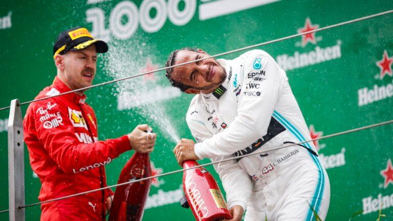 Formula 1: Εσείς θα θέλατε να δείτε τον Hamilton στη Ferrari;