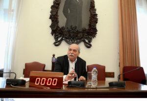Ομόφωνα ο Χρήστος Ράμμος νέος πρόεδρος της Αρχής Διασφάλισης του Απορρήτου των Επικοινωνιών