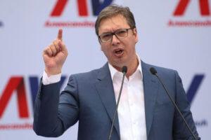"""Βούτσιτς: Θάτσι και Ράμα ονειρεύονται την """"Μεγάλη Αλβανία"""""""