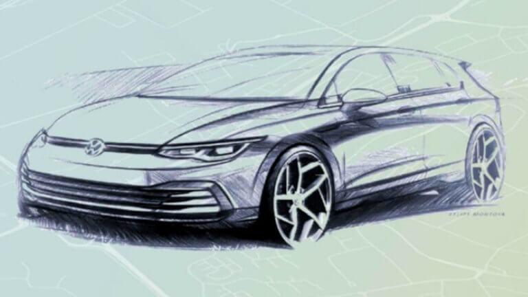 Αυτό θα είναι το εσωτερικό του νέου Volkswagen Golf [pics]
