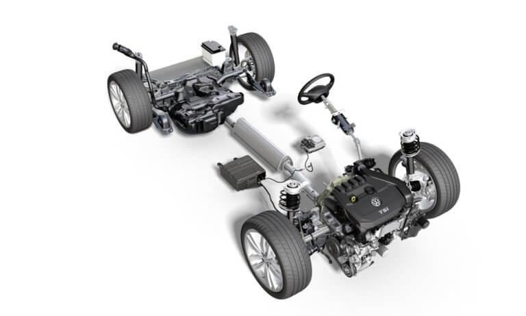 Αυτό το υβριδικό σύστημα θα έχει το νέο VW Golf [pics]