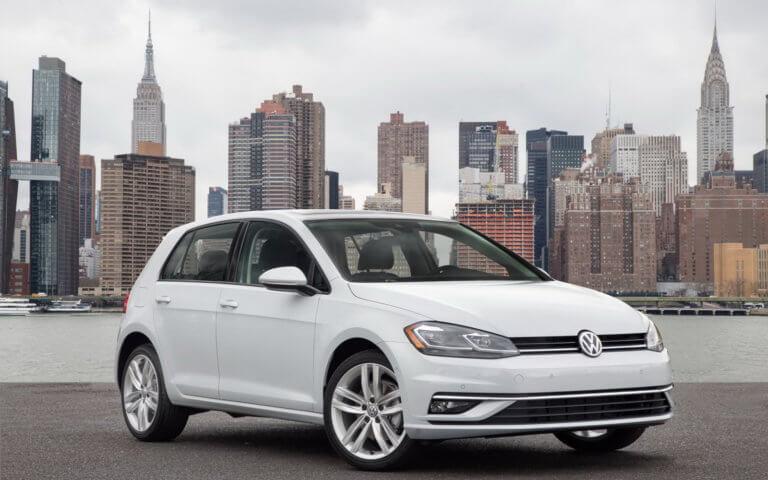 Η Volkswagen σταματά την πώληση του Golf στις ΗΠΑ
