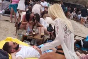 Χαλκιδική: Τον ξύπνησε σε αυτή την κατάσταση – Πονηρές σκέψεις στην παραλία της Κασσάνδρας – video