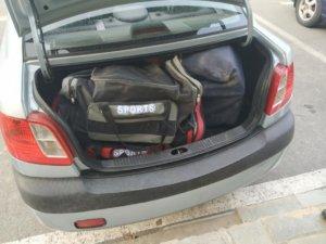 Ηράκλειο: Φούλαρε το αμάξι με χασίς! [pics]