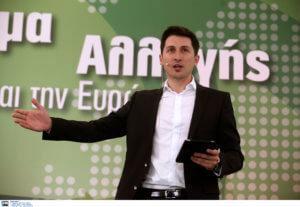 """Παύλος Χρηστίδης: """"Το εκλογικό αποτέλεσμα είναι προσωπική ήττα του κ. Τσίπρα"""""""