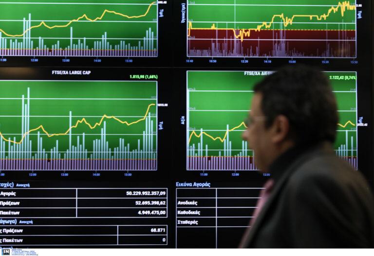 Χρηματιστήριο – «παγοθραυστικό»: Έκλεισε με σημαντική άνοδο και 55 εκατ. ευρώ τζίρο