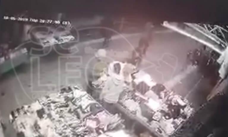 Θεσσαλονίκη: Τους έκανε παρατήρηση και τον… πλάκωσαν στο ξύλο – video