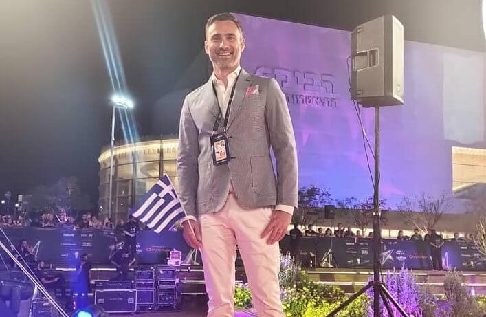 Γιώργος Καπουτζίδης: Έξαλλος με follower που τον έκρινε για όσα είπε για το φιλί μεταξύ ανδρών στη Eurovision!