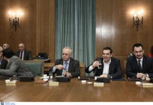 Υπουργικό συμβούλιο στις 13.00 για τις αλλαγές στην ηγεσία της Δικαιοσύνης