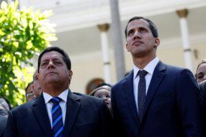 Βενεζουέλα: Συνελήφθη ο Έντγκαρ Σαμπράνο, δεξί χέρι του Γκουαϊδό
