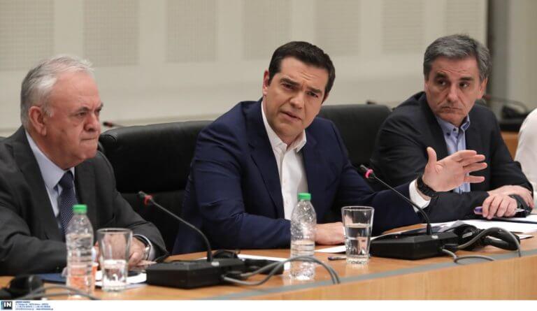 Ζάππειο: LIVE οι ανακοινώσεις Τσίπρα για τις παροχές!