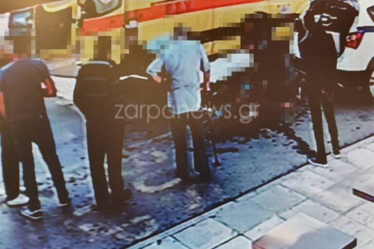 Κρήτη: Πέθανε όταν τον σταμάτησαν για έλεγχο αστυνομικοί!