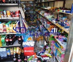 Ζημιές στην Ανδραβίδα από το νέο σεισμό – Φεύγουν οι κάτοικοι