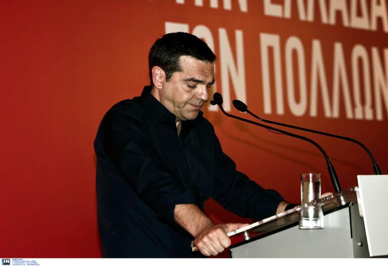«Ένεση αισιοδοξίας» από τον Τσίπρα στην Κεντρική Επιτροπή του ΣΥΡΙΖΑ