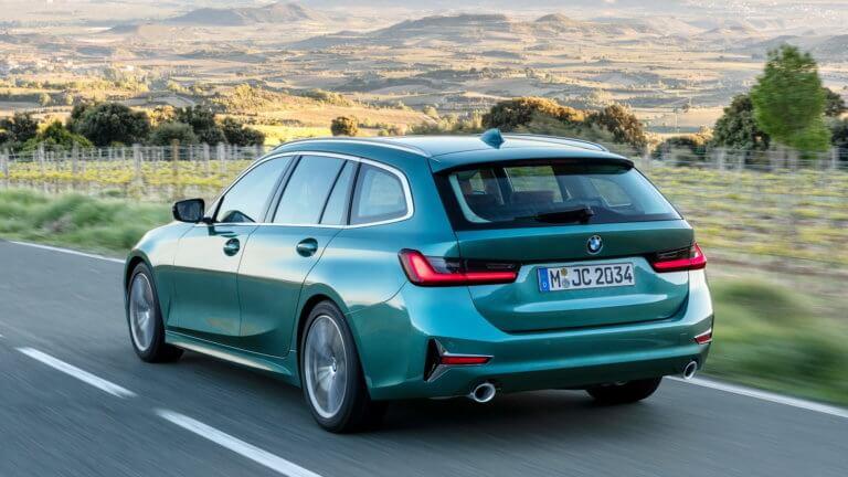 Παρουσιάστηκε και η Touring έκδοση της νέας BMW 3 Series [vid]