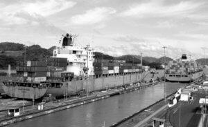Η ανατίναξη της διώρυγας του Παναμά