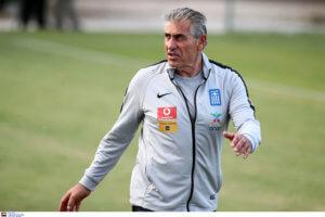 Αναστασιάδης: «Αναπόσπαστο κομμάτι της Εθνικής ο Τοροσίδης»