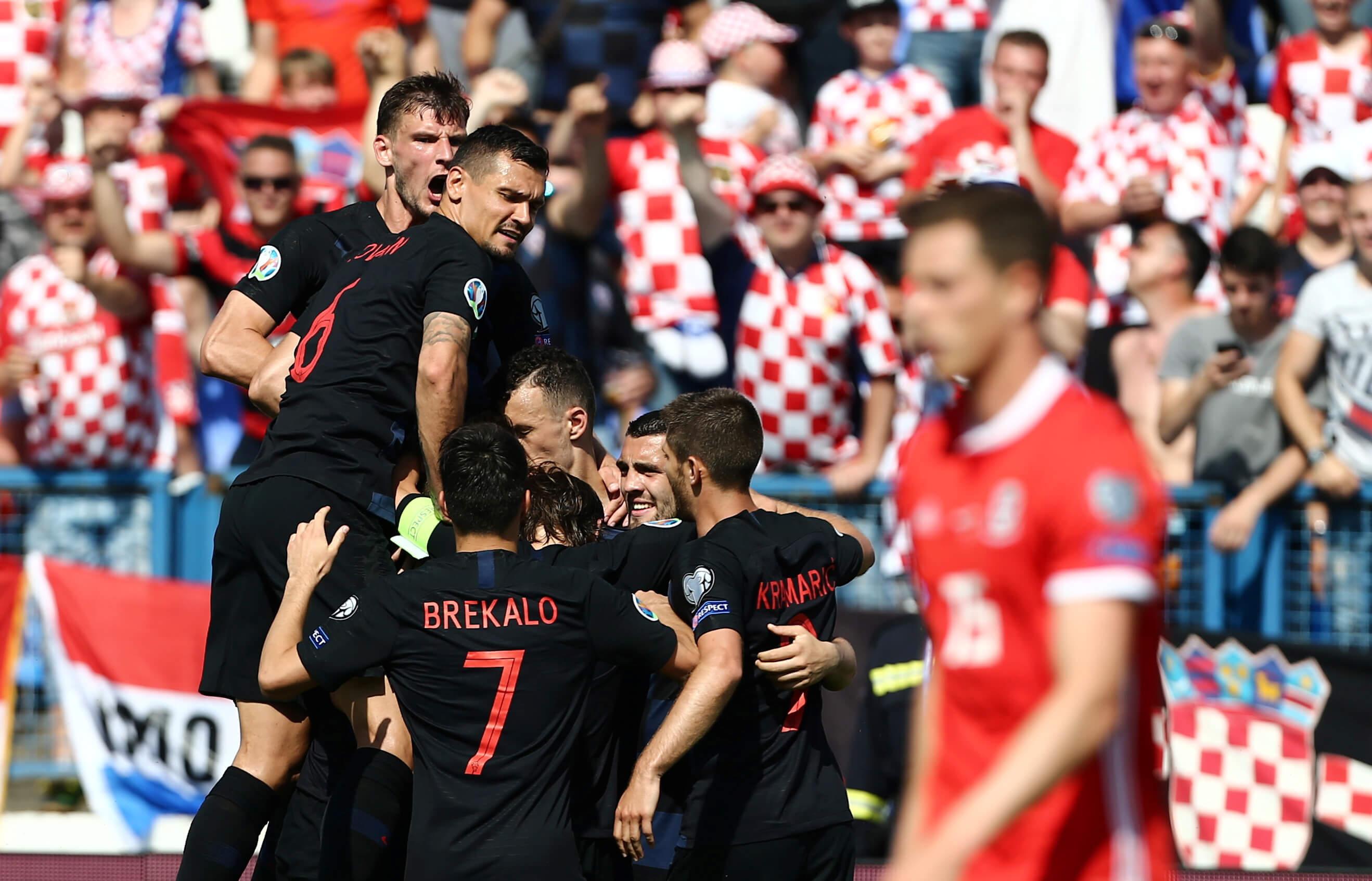 Δυσκολεύτηκε η Κροατία! Με γκολάρα η Ισλανδία – video